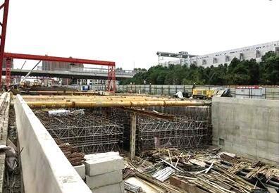 郑州紫荆山路下穿陇海路隧道 预计11月底通车