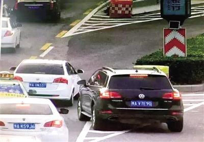 郑州三环高架抓拍违法10天 盘点违法高发区域