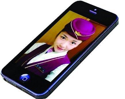 她年仅23岁的妹妹马爱伦用正在充电的苹果手机接电话时被电击致死.图片