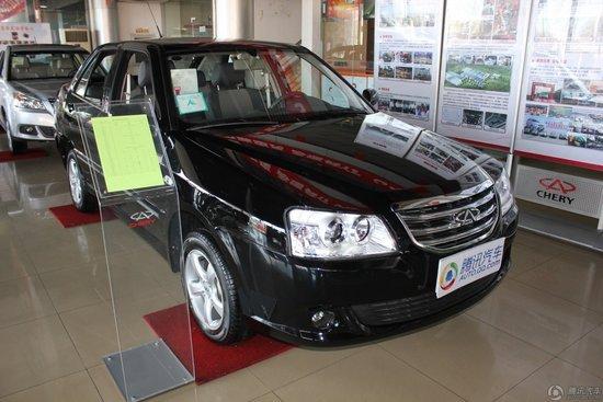 奇瑞旗云2部分现车 购车可优惠3000元高清图片