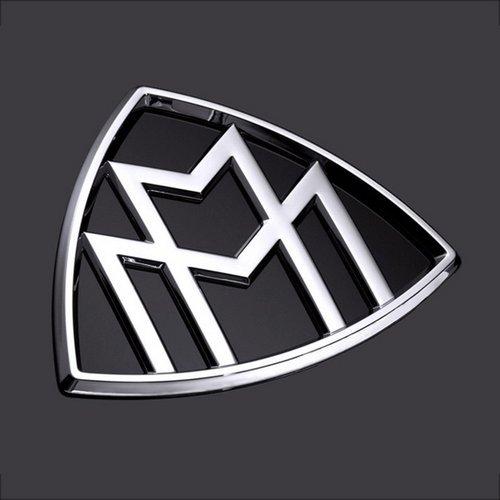 迈巴赫车标-欧洲车的代表 德国血统汽车品牌标志设计