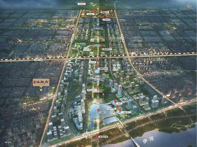 嵩县新区规划图高清