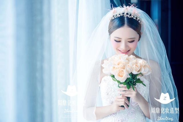 化妆造型师周鼎:从业14年,特立独行但不忘初心