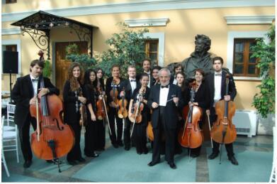 4月29日郑州演出 俄罗斯克里姆林室内乐团音乐会