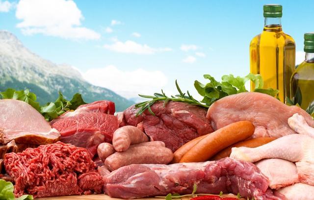蛋白质类食物所用的消化时间为1小时30分钟~
