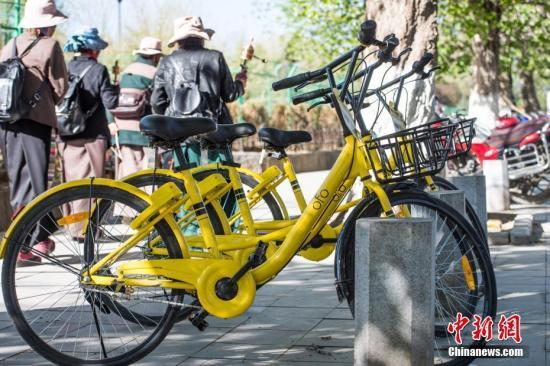 共享单车让设计者操碎心:造型要个性 4年免维修
