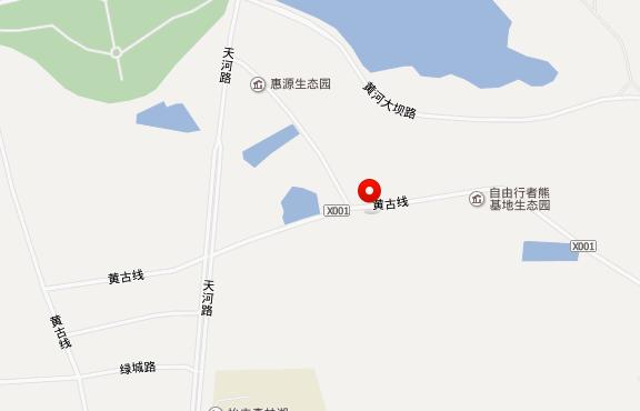 郑州周边摘草莓地图(郑州