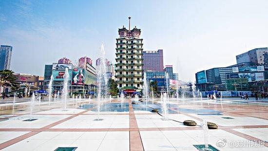 骄傲!中国表现最佳城市:郑州排名第七