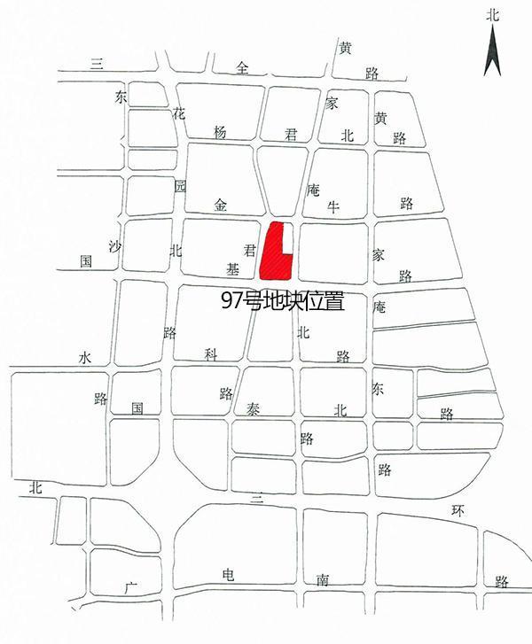郑州沙门村规划图