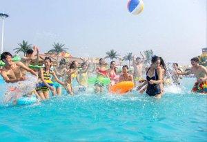 免费畅游方特水上乐园+水上脱单派对