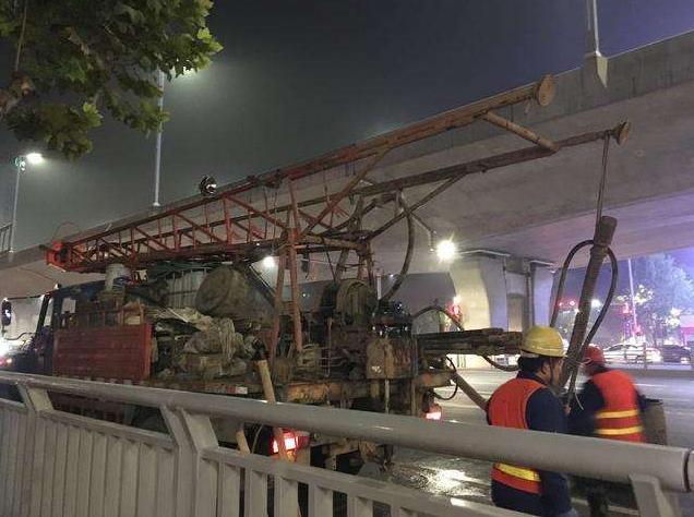 郑州地铁9号线进行施工前地质勘测 预计2022年通车