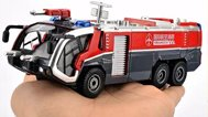快来!消防车模等你拿