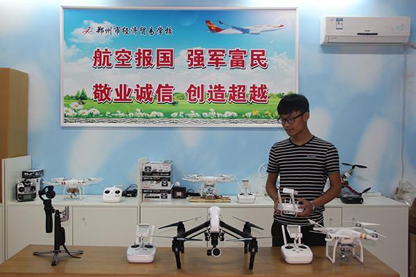 郑州市经济贸易学校校长于志明:做有未来的职业教育