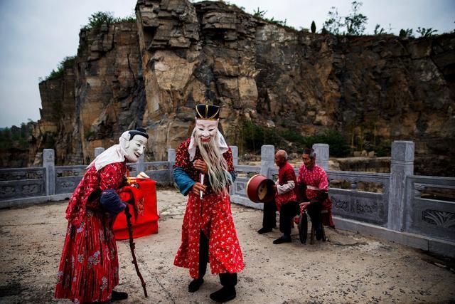 河南只有这个镇 保留汉民族最后的遗存