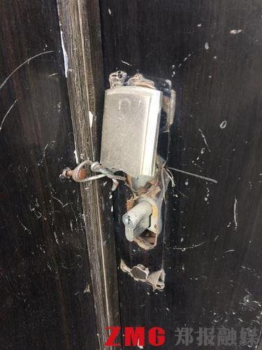 郑州有人把别墅当公厕住一家人住两年地下室做别墅ktv图片