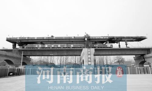 郑济铁路建设进度公布 郑州将再添一座过河通道