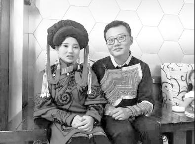 三门峡小伙四川凉山支教数年 执着坚守打动彝族姑娘