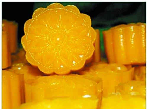 哈密瓜月饼用冬瓜做馅 水果月饼变成果味月饼