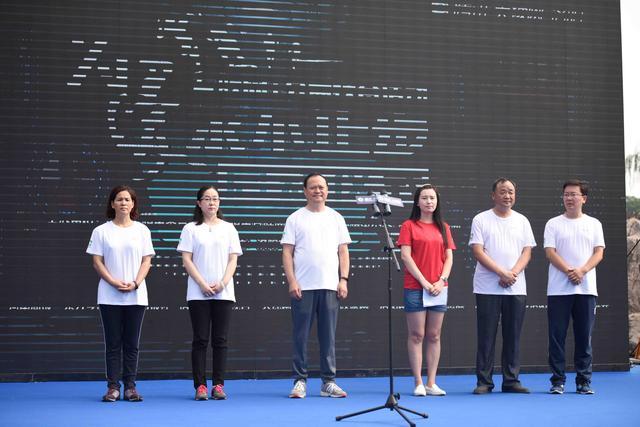 """腾讯""""互联网+""""公益扶贫首次亮相河南 15万人为爱助跑"""