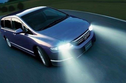 合理使用汽车灯光高清图片