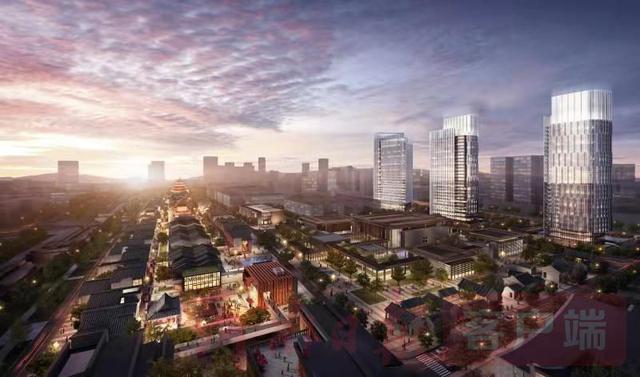 亳都古巷、塔湾古街项目正式签约 商都历史文化区进入建设阶段