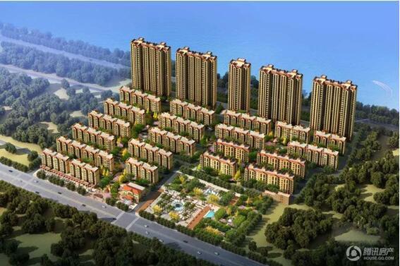 宜阳·建业森林半岛主力户型为124.2 -136.51㎡