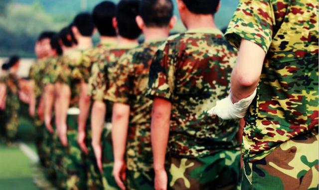 《一拍集合》有奖征集令:军训中成长
