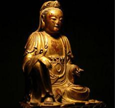 明代菩萨造像