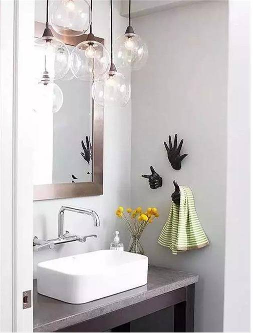 六个卫浴间装修技巧,让卫浴间充满诱惑力!