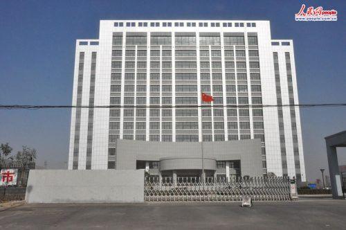 河南兰考豪华政府办公楼曝光