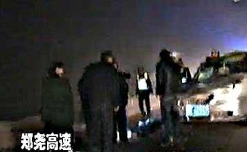郑尧高速上夫妻吵架酿车祸致1死1伤