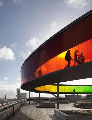 世界建筑摄影奖佳作 跟照片周游世界