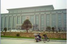 """""""国家级贫困县""""光山县政府豪华办公楼"""