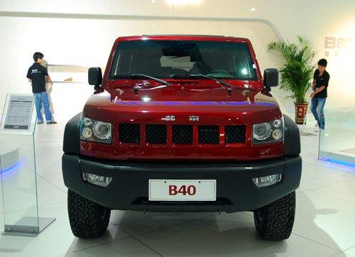 吉普212   北汽b40造型很有jeep的味道   适合jeep,牧马人,北高清图片
