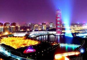 厉害了!郑州昨夜又刷屏央视 惊艳世界