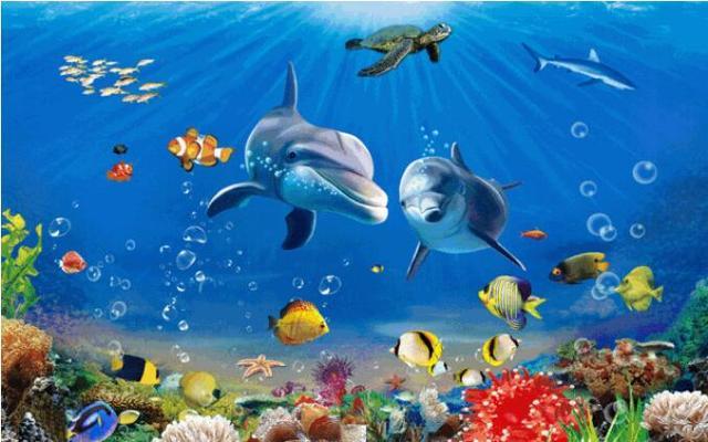清明节假日玩?为了了解以下的大型海洋生物展!鸿祥娱乐门票免费送图片
