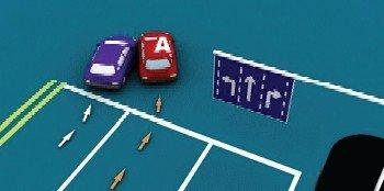 交警详解38种交通事故责任划分网络热图