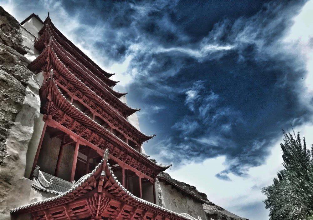 中国令世界惊叹的十大古建筑