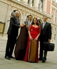 11月21日 维也纳爱乐Harmonie四重奏音乐会