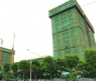 中医医院新城区分院建设进度!