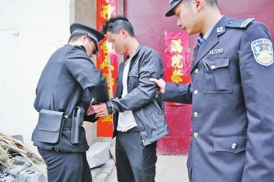汝阳一男子拒付劳动报酬被拘留 妻儿着急来还钱