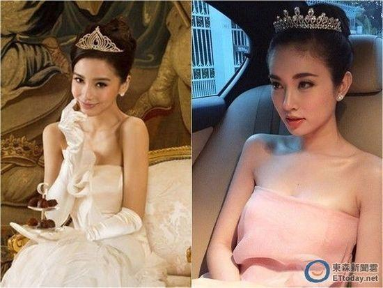 泰国最美人妖poyd撞脸baby