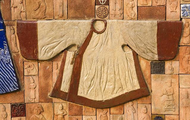 古代等级森严 衣服也不能随便穿