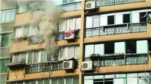 香港六合彩管家婆籍英雄三入火海救人牺牲 被追记一等功