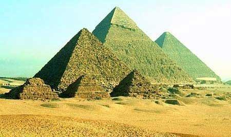 法老是古埃及的国王,金字塔是法老的陵墓.法老为什么要建图片