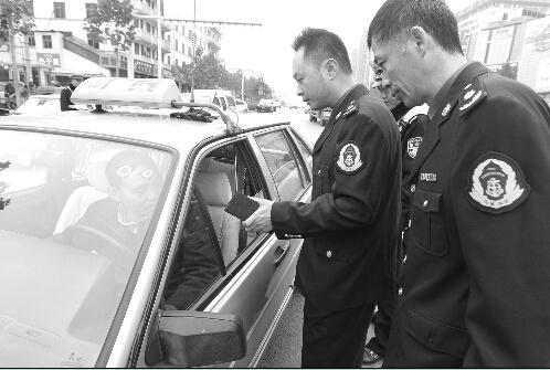郑州黑车司机月进一两万 法律职员查询拜访被刀砍
