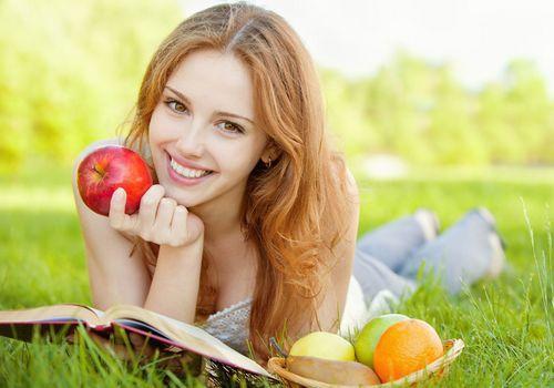 苹果香蕉 十大水果吸光你的油脂