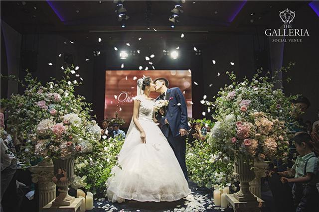 结婚行业 ,施嘉豪是那个最有资格幻想未来的人