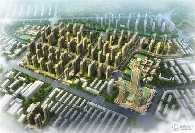 繁华城户型建筑面积为88㎡ 113㎡ 116㎡