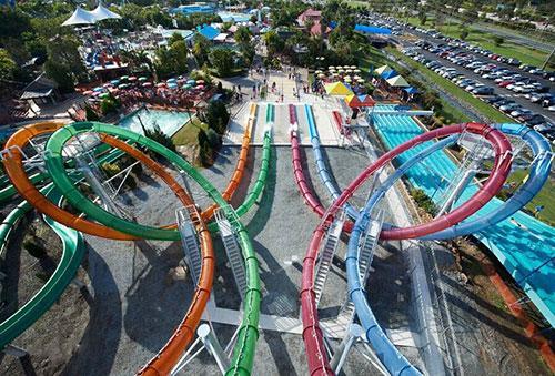 顶级水上乐园 银基水世界将6月开放迎客